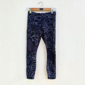 Under Armour Heatgear compression crop leggings